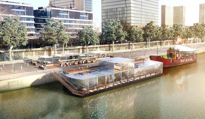 Design Seine l Crous  l  Paris
